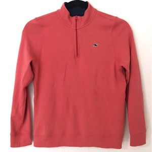Small Coral Women's Pull Over from Vineyard Vines